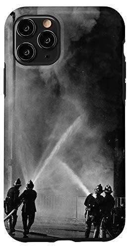 iPhone 11 Pro Firefighter Hero - Gift for Fireman - Firefighting Job Case