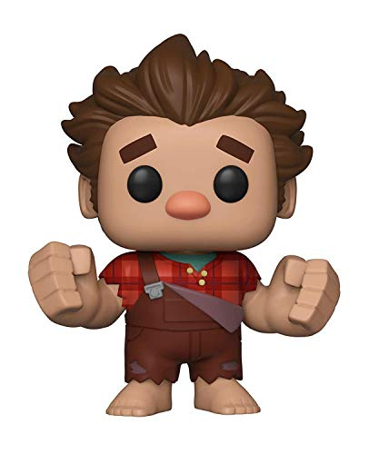 LAST LEVEL- Funko Disney: Wreck-It-Ralph 2: Pop 1 Figura, Multicolor (FFK33403)