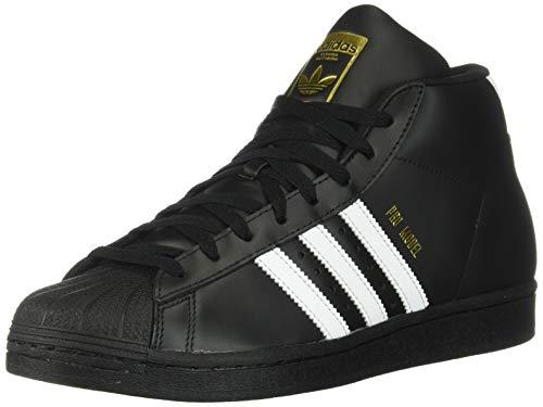 Adidas Superstar Foundation, Zapatillas de Baloncesto para Hombre Negro Size: 44 2/3 EU