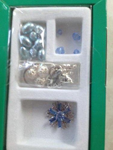 CRystal innovations FILIGREE STAR BRACELET AND EARRING KIT/PRINCESS Swarovski Crystals