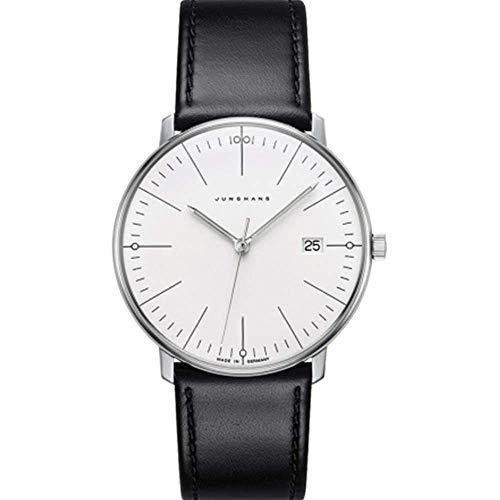 Junghans max Bill Quarz Armbanduhr 041/4817.04