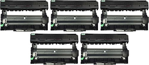 mita 互換品ドラムユニット ブラザー用 DR-23J 5本組