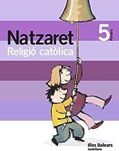 RELIGIO CATOLICA NATZARET 5 PRIMARIA - 9788429484304