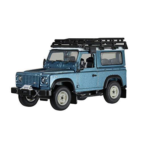 Land Rover (Heritage Set), Britains Schiebe Spielzeug aus hochwertigem Material im Maßstab 1:32, interaktives Push Toys Spielzeug ab 3 Jahren, für Fans von originalgetreuen Nachbildungen