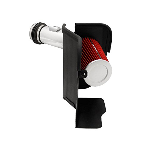 Spectre Performance Air Intake Kit: High Performance, Desgined to Increase Horsepower and Torque: Fits 2003-2007 FORD (F250, F350, F450, F550, Harley Davidson, Super Duty, Cutaway, Excursion) SPE-9973