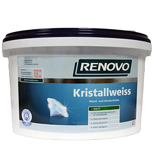 EM Kristallweiss weiß 2,5 Ltr. F