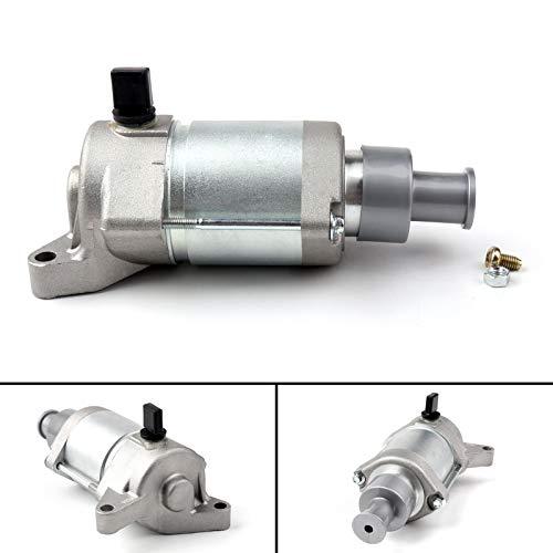 Artudatech Motor de arranque de motocicleta, motor de arranque de motocicleta de repuesto para Yamaha WR450F 2003 2004 2005 2006