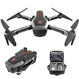 ETbotu Drone ZLRC Beast SG906 5G Wi-Fi GPS FPV avec caméra 4K et sac 2 piles