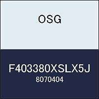 OSG カッター F403380XSLX5J 商品番号 8070404