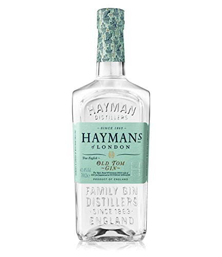 Hayman's Gin - TRUE ENGLISH GIN
