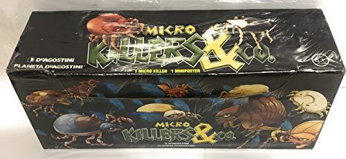 DeAgostini 20 Micro Killers&CO Box