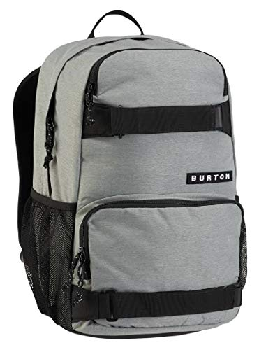 Burton Treble Yell Mochila, Gris Heather
