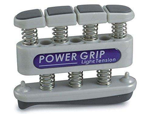 GIMA - Hand- und Fingertrainingsgerät, Power Grip, Schwierigkeitsgrad: weiches, Licht
