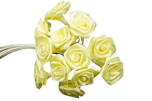 Fleur mini rose ( bouquet de 72 )