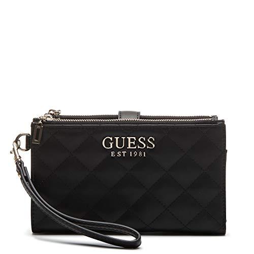 Guess SWVG7667570 Brieftasche Damen BLACK GENERICA
