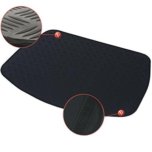 DBS Tapis de Coffre Auto/Voiture - sur Mesure - Caoutchouc Haute Qualité - Antidérapant - Simple d'entretien - 1766230