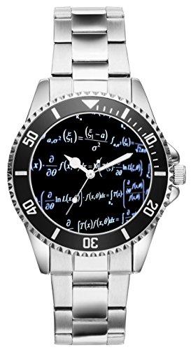 Mathematik Geschenk Artikel Idee Fan Uhr 1970