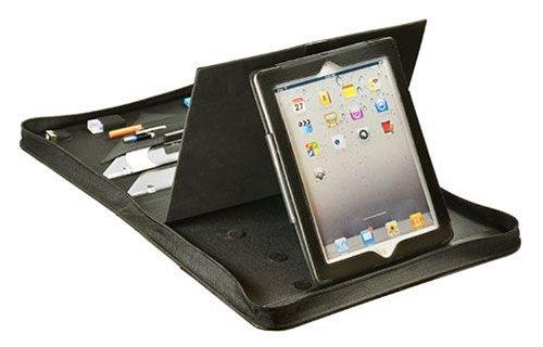 Ecobra–Custodia con strumenti di navigazione Skipper e scomparto iPad