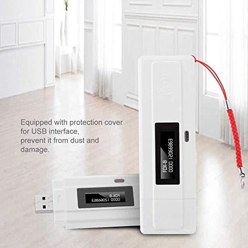 YYANG Lecteur De Puce RFID Lecteur D'identification De Puce USB avec Sac Mini Scanner pour Animal De Compagnie