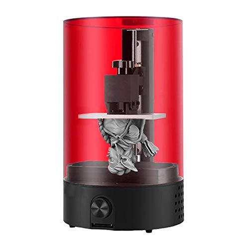 NARJOG Sparkmaker Light-Curing Desktop UV Resin SLA 3D Printer 98 * 55 * 125mm Build Volume