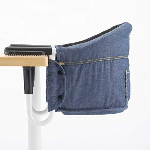 カトージ『テーブルチェア洗えるシート(デニム)(58901)』