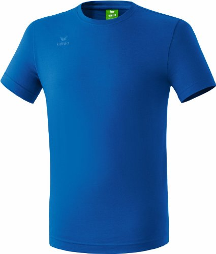 erima Kinder Teamsport T-Shirt, New Royal, 164