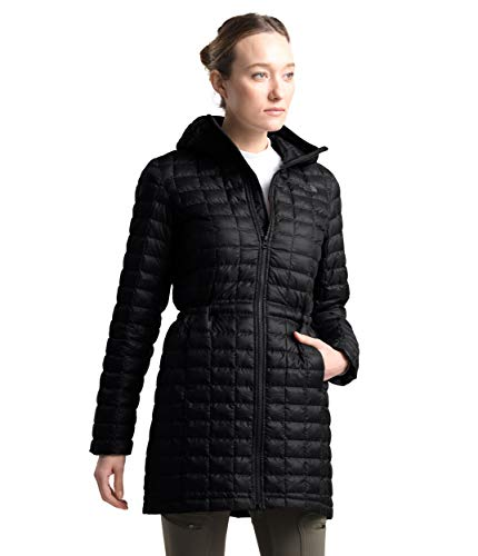 The North Face Women's Thermoball Eco Parka, TNF Black, L