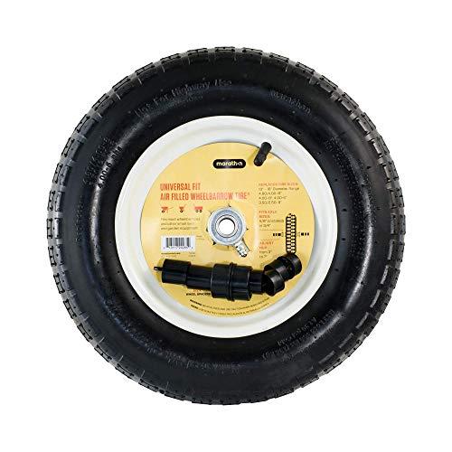 Marathon 20265 Universal Fit Pneumatic (Air-Filled) Wheelbarrow Tire 3