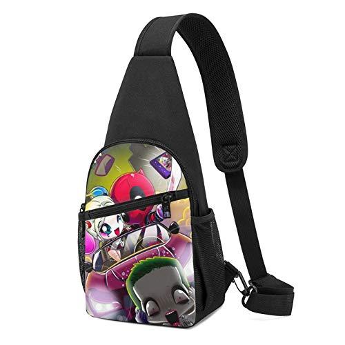 41i1mylTd7L Harley Quinn Backpacks for School