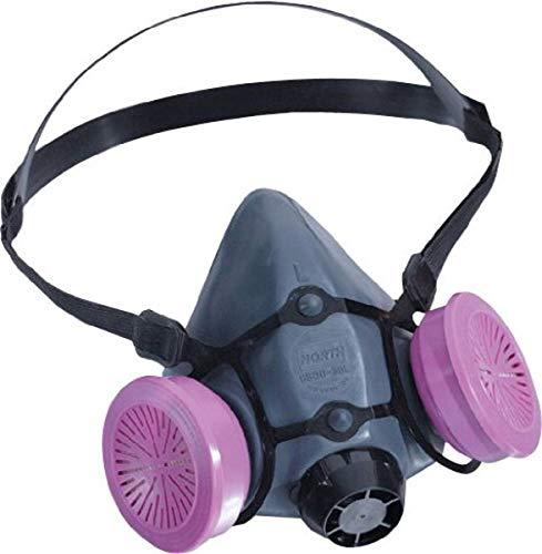 North Honeywell 5500 Series Half Mask Respirator Medium and 2 P100 filters (Bundle Pack)