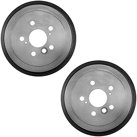 Pair Set 5 ☆ unisex very popular of 2 Rear 228.6mm Drums Brake Ca with Compatible Toyota