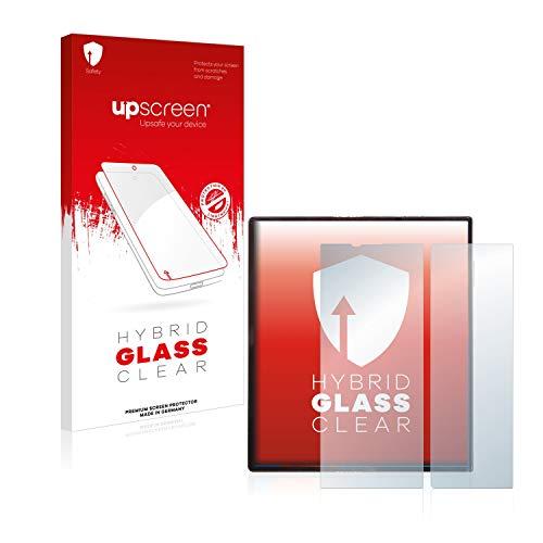 upscreen Protector Pantalla Cristal Templado Compatible con Huawei Mate XS Hybrid Glass - 9H Dureza