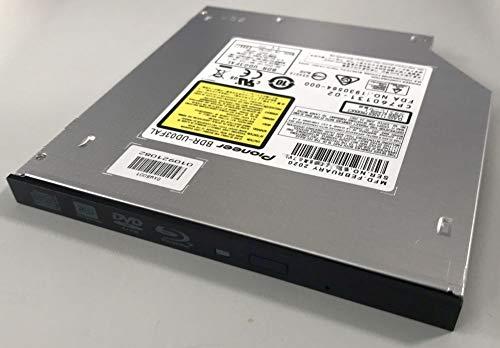 Pioneer パイオニア 9.5mm スリムラインSATA接続 内蔵型 スリム ブルーレイドライブ BDXL対応 BD/DVD/CDライター バルク品 BDR-UD03 ソフト無し