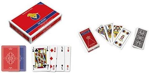 Carte Da Gioco Ramino San Siro Dal Negro Confezione Plus 20206