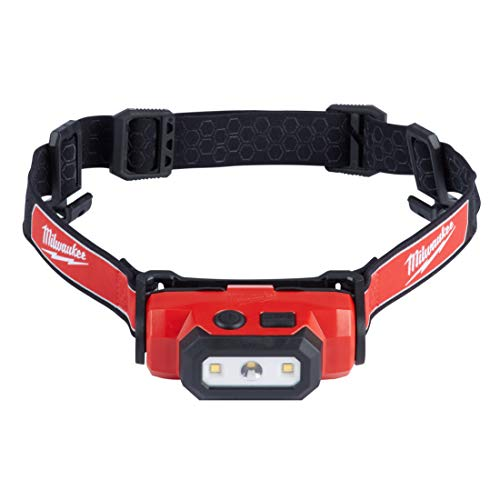 Milwaukee 2111-21 475 Lumens USB Rechargeable TRUEVIEW HD Headlamp New