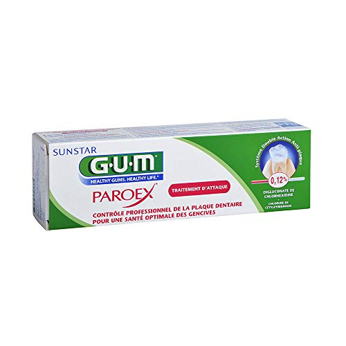 GUM Paroex Toothpaste Gel 75ml