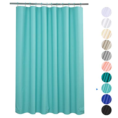 Plastic Shower Curtain, 36' W x 72' H EVA 8G Shower Curtain...