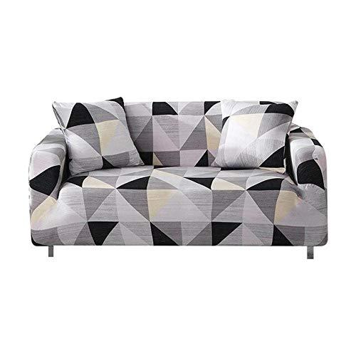 SHIM Color Beige sofá Extensible Muebles Colcha Partes elásticas en Vivo Cubiertas Cubierto Fundas para Las sillas 23 Color 1 Mensajes (90 140cm)