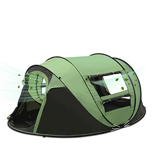 YBB-YB YankimX - Tienda de campaña para exteriores, de granito, para 2 personas, ultraligera para acampar y expediciones de 3 estaciones
