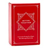 Intimacy Games for Couples Question Cards – Conversation Starters For Couples Game – Perfect Relationship Gifts Date Night Anniversary Road Trip Deep Talk Moments Tonight – 100 Cards
