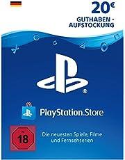 PSN Guthaben-Aufstockung | 20 EUR | deutsches Konto | PSN Download Code