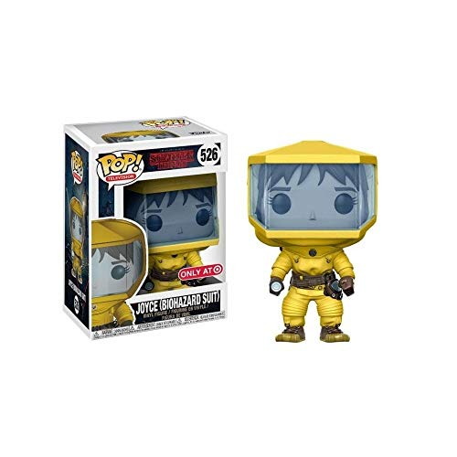 Funko Pop Stranger Things Joyce - Figura En Traje Bio Hazard