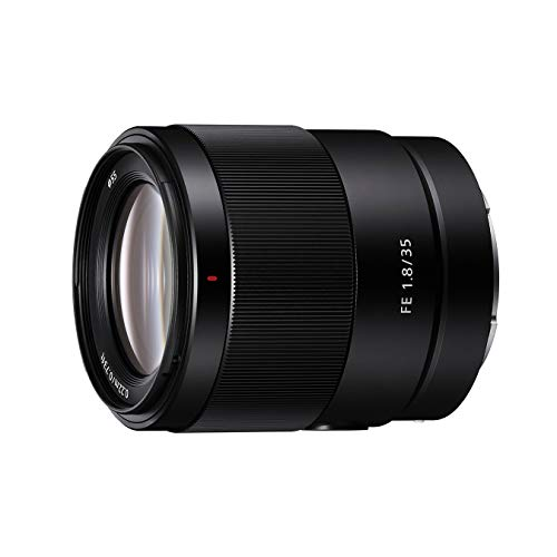 Sony SEL35F18F FE 35mm F1.8 large-aperture wide-angle prime lens