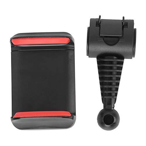 Niunion Golf-Handyhalterung, ABS Golf Club-Handyhalter 360-Grad-Drehung Spielaktion Rekord Haltungskorrektur-Schießhalterung