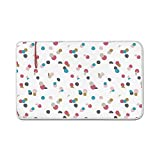 Rayen 6154.02-Protector para Planchar sobremesa, Color Estampado Confetti, Algodón