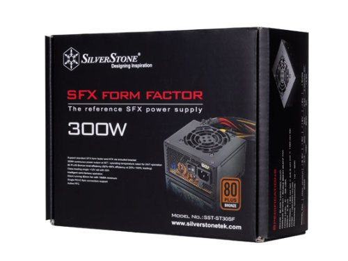 Build My PC, PC Builder, SilverStone Technology ST30SF