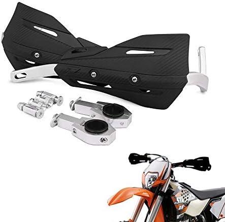 22mm and 28mm Aluminum Motocross Hand Guards with Universal Mounting Kits For Honda Yamaha Kawasaki product image