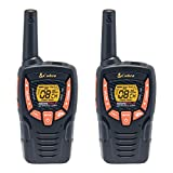 Cobra ACXT345 Walkie Talkies 25-Mile Two-Way Radios (Pair)