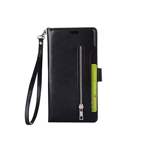 Galaxy Note 8 Case, SUPZY Leather [9 Card slots] [photo...