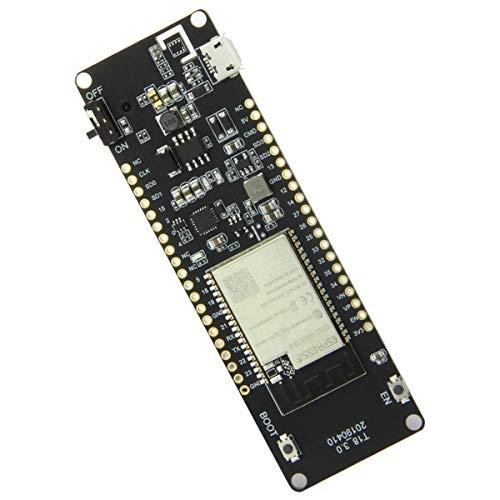teng hong hui T-Energy ESP32 8MByte ESP32-W-B WiFi ESP32 Batería y módulo Bluetooth Tablero de Desarrollo de la batería